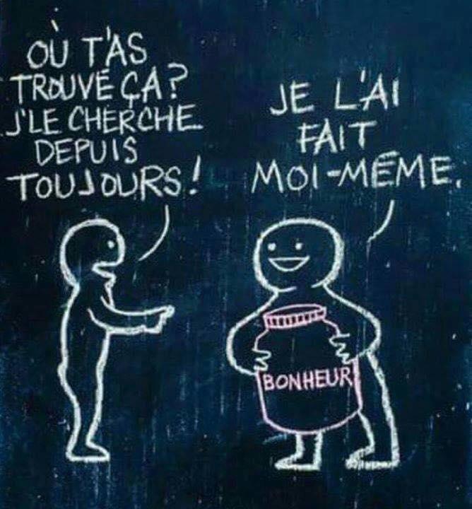 """Bonheur """"home made"""""""