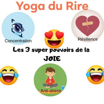 Les pouvoirs de la joie