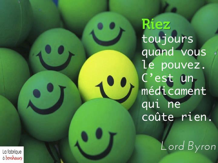 Citation de Lord byron