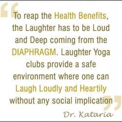 Conseils du Dr Kataria pour profiter des bienfaits du Yoga du Rire
