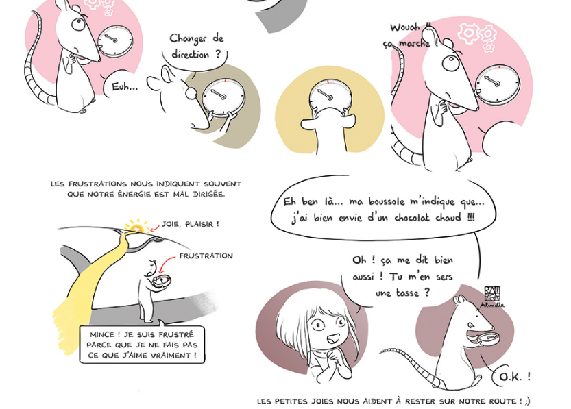 La boussole des emotions 2