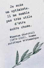 Optimisme churchill