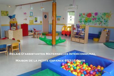 Relais d assistantes maternelles intercommunal d odos