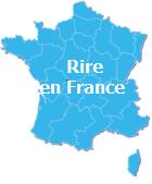 Rire en France