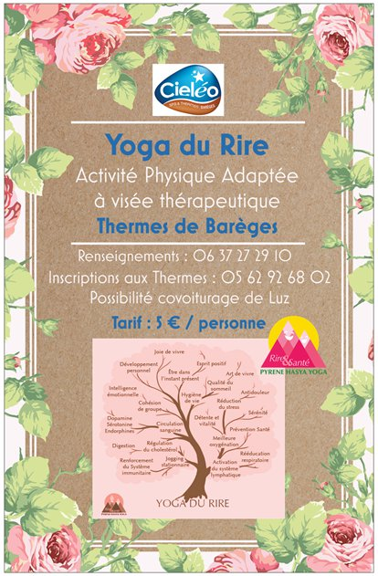 Seance thermes 2018