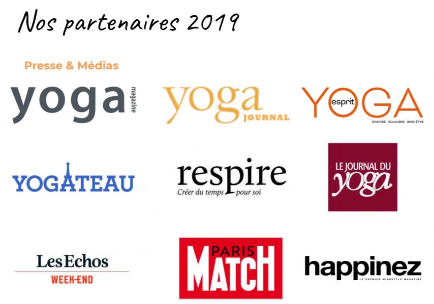 Yoga for karuna 27 octobre partenaires